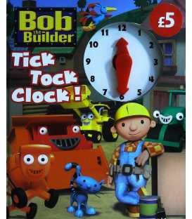 Bob the Builder Tick Tock Clock!
