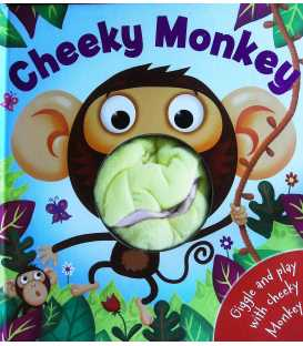 Cheeky Monkey: Puppet Book