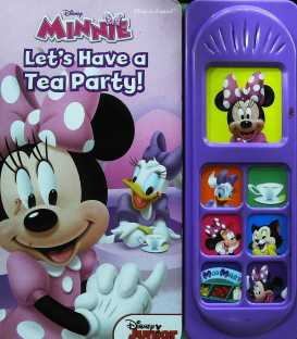 Mickey Mouse Clubhouse: Let's Have a Tea Party