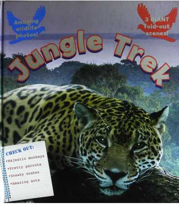 Jungle Trek (Fold Out Poster Books)