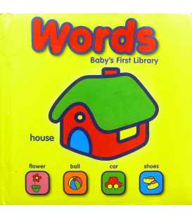 Words - Baby's First Library