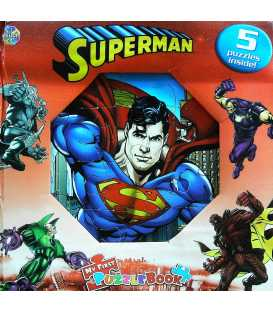 Superman Puzzle Book
