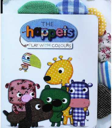 The Happets Play with Colours