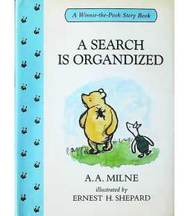 A Search Is Organized