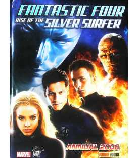 Rise of the Silver Surfer Annual 2008