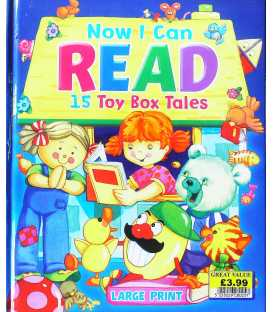 Now I Can Read 15 Toy Box Tales