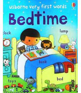 Bedtime (Usborne Very First Words)