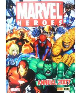 Marvel Heroes Annual 2007