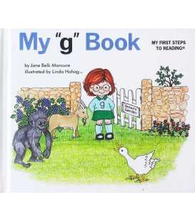 My G Book (My First Steps to Reading)