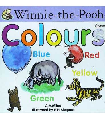 Colours with Winnie-the-Pooh