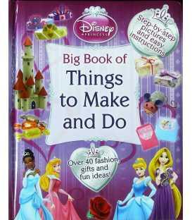 Disney Princess Craftbook