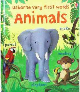 Animals (Usborne Very First Words)