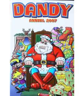 The Dandy Book: Annual 2007
