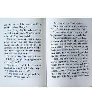 Naughty Amelia Jane Inside Page 1