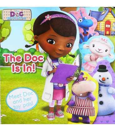 The Doc Is In! (Disney Junior Doc McStuffins)