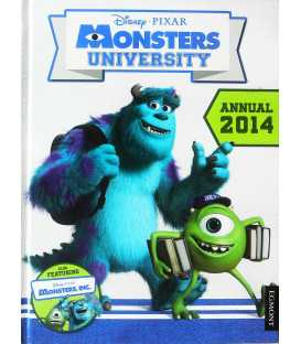 Monsters University Annual 2014