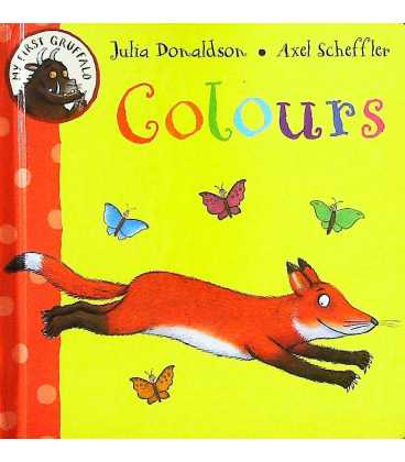 Colours with Mr Gruffalo