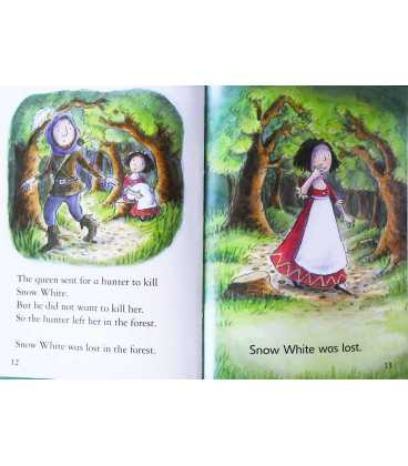 Snow White and the Seven Dwarves Inside Page 1