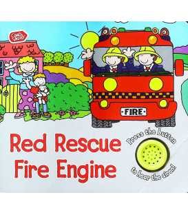 Red Rescue Fire Engine