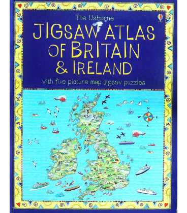 Jigsaw Atlas of Britain and Ireland