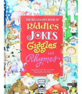 The Big Golden Book of Riddles, Jokes, Giggles and Rhymes