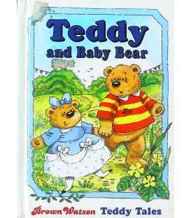 Teddy and Baby Bear (Teddy Tales)