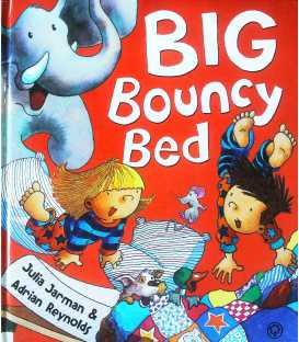 Big Bouncy Bed