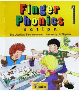 Finger Phonics book 1