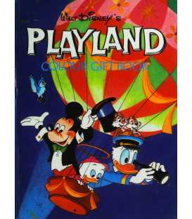 Playland Colour Gift Book