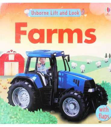 Farms - Usborne Lift and Look