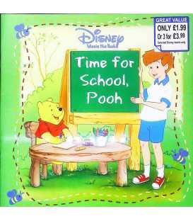 "Disney "" Winnie the Pooh "" Time for School"