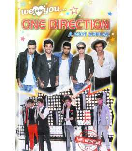 One Direction: A 2014 Annual