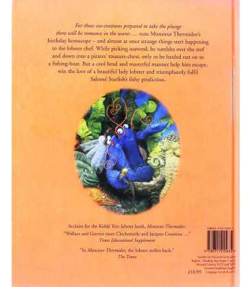 Lobsters in Love: A Whirlpool Romance Back Cover