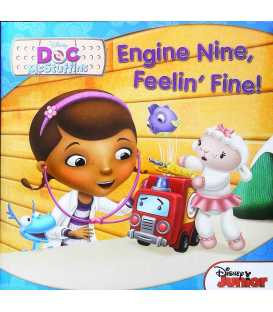 Disney Doc McStuffins: Engine Nine, Feelin' Fine