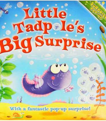 Little Tadpole's Surprise