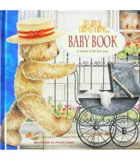 Teddy Tum Tum Baby Book: A Record of the First Five Years
