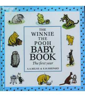 Winnie-the-Pooh Baby Book
