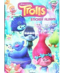 Trolls Sticker Album