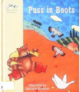 Puss in Boots (The Little Pebbles)