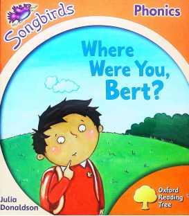 Where Were You, Bert?