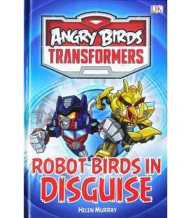 Angry Birds Transformers Robot Birds in Disguise