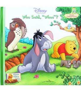 "Who Said, ""Whoo""? (Winnie the Pooh)"