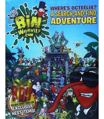 Where's Octeelia? A Bin Weevils Search-and-Find Adventure