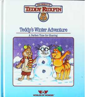 Teddy's Winter Adventure (The World Of Teddy Ruxpin)