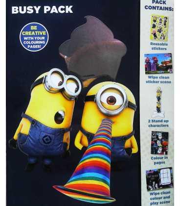 Minions Colouring Book
