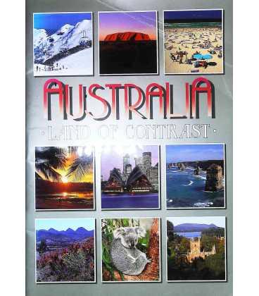 Australia Land Of Contrast
