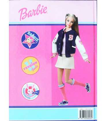 Barbie Official Annual 2003 Back Cover