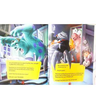Monsters, Inc. Inside Page 2