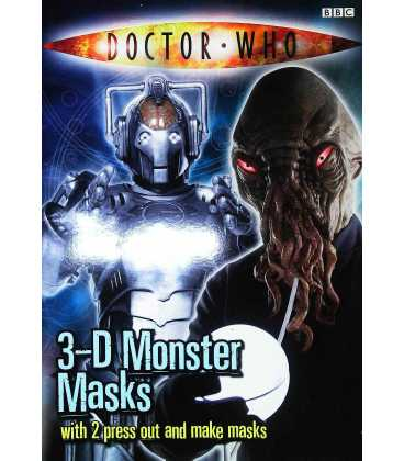 3-D Monster Masks