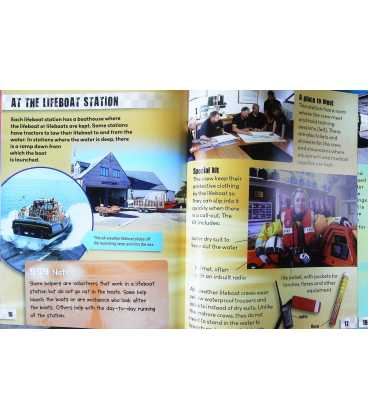 Sea Rescue Services (Emergency 999) Inside Page 2